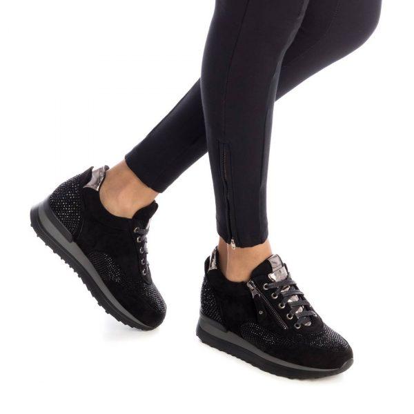 XTI 44659 Sneaker του Ισπανικού Οίκου ΧΤΙ με αντιολισθητική σόλα Ιδανικό για την βόλτα σας.